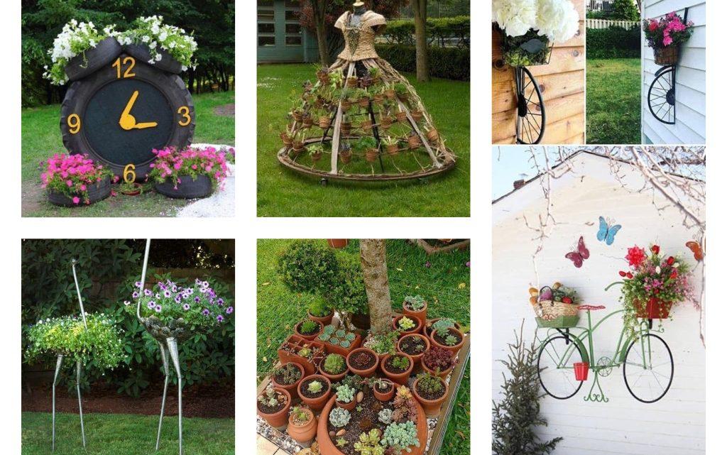Kreativne ideje za uređenje vašeg vrta